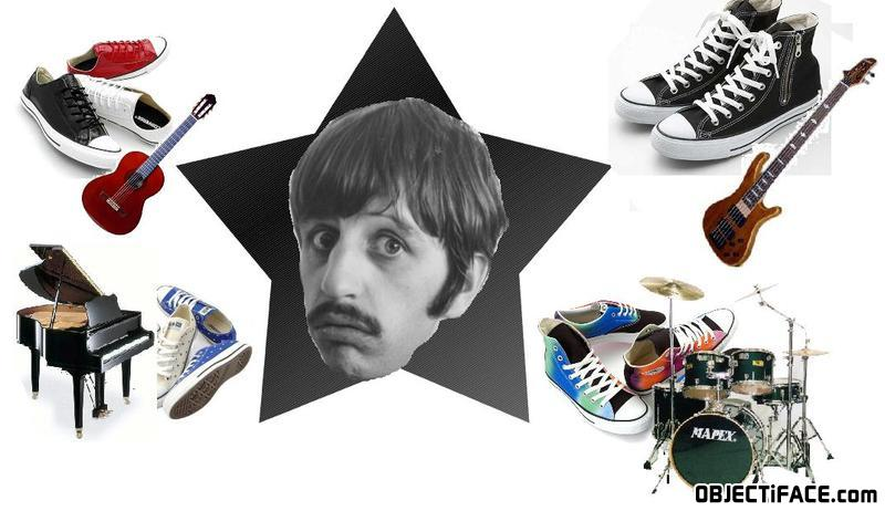 - Ringo Starr... and his All Star Band!! LOL